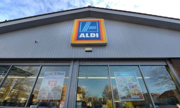 Aldi has overtaken Marks & Spencer and Waitrose as the best performing supermarket for customer satisfaction in a biannual survey of thousands of UK consumers. (Anthony Devlin/PA Wire)