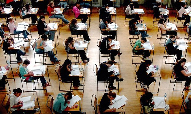 The number of students sitting French exams has plummeted by 67% in the last 10 years (PA)