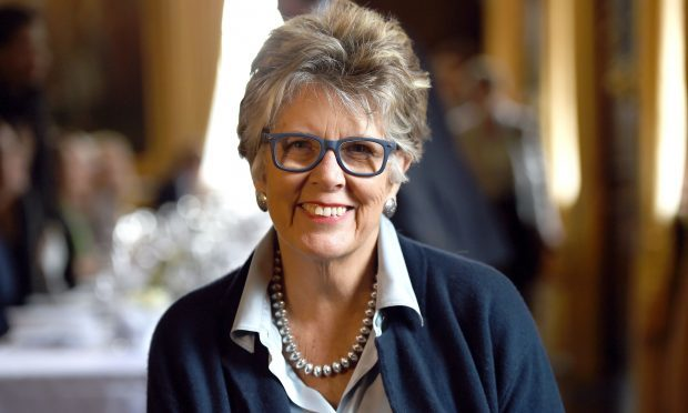Prue Leith who will replace Mary Berry as a judge on The Great British Bake Off, has been named chancellor of Edinburgh's Queen Margaret University (Kirsty O'Connor/PA Wire)