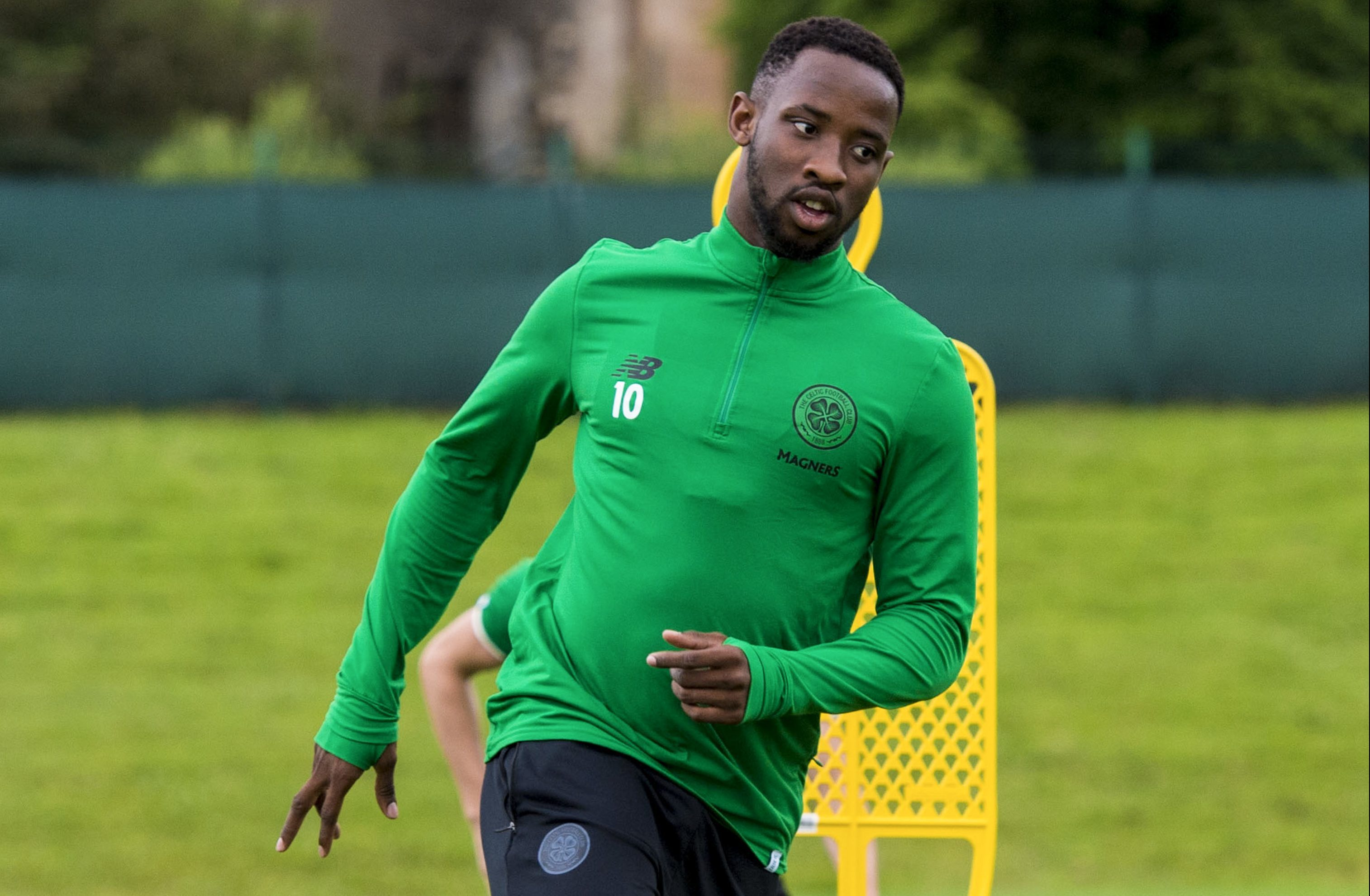 Celtic striker Moussa Dembele (SNS)