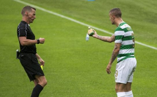 Rodgers unfazed by Bhoys' task in Windsor cauldron