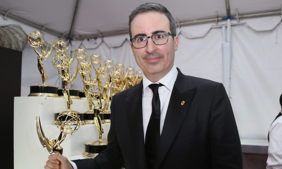 John Oliver to voice Zazu in The Lion King live-action remake