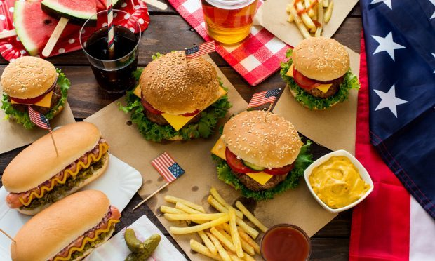 A tasty recipe for July 4th (Thinkstock/PA)