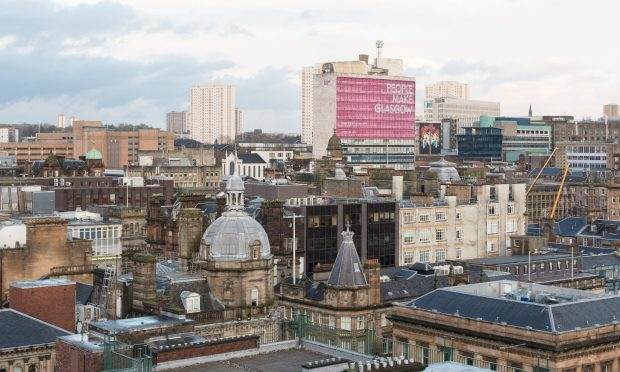 A study found students in Glasgow had the lowest term-time income at £786.60 a month despite working above the average number of hours in part-time jobs (iStock)