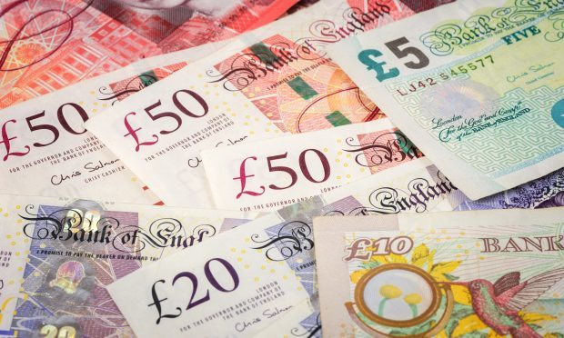 21% of people have not put any money away, up from 18% a year earlier (iStock)