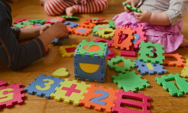"Scottish Labour said the figures make a ""mockery"" of the Scottish Government's plans for childcare (iStock)"