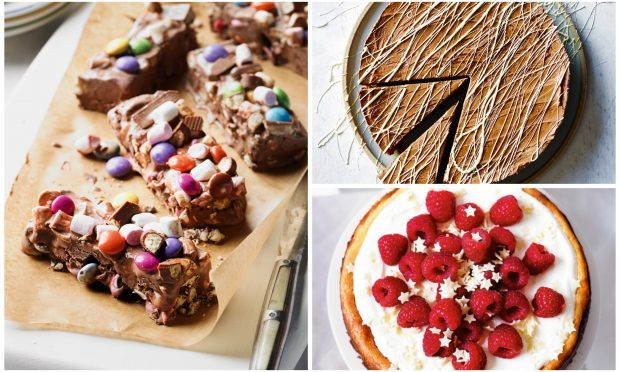 These mouth-watering chocolate recipes are the perfect treat for today (Waitrose)