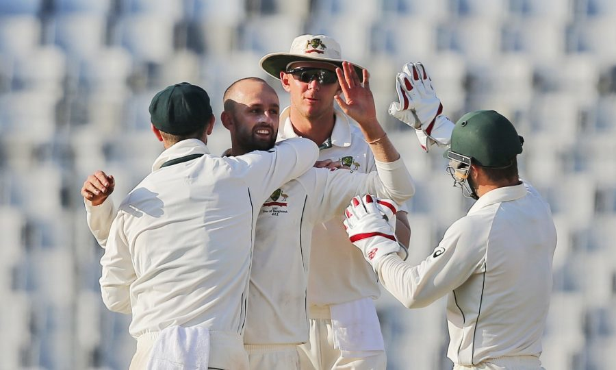 Live cricket score, Bangladesh vs Australia, 1st Test, Day 1, Mirpur