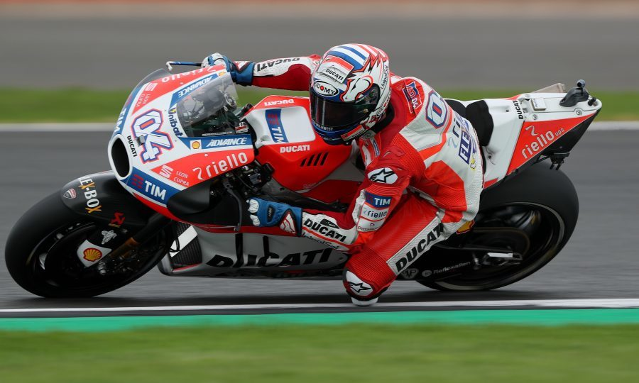 Dovizioso wins at Silverstone, takes championship lead