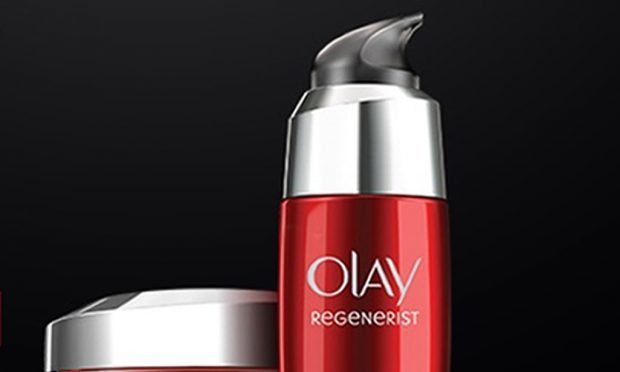 """Skincare brand Olay claimed that its Regenerist products improve the appearance of skin """"cell by cell"""" and has been banned for misleading consumers (Advertising Standards Authority/PA Wire)"""
