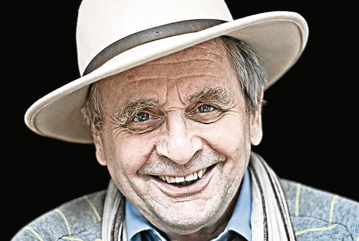 Former Doctor Who Sylvester McCoy says he's really looking forward