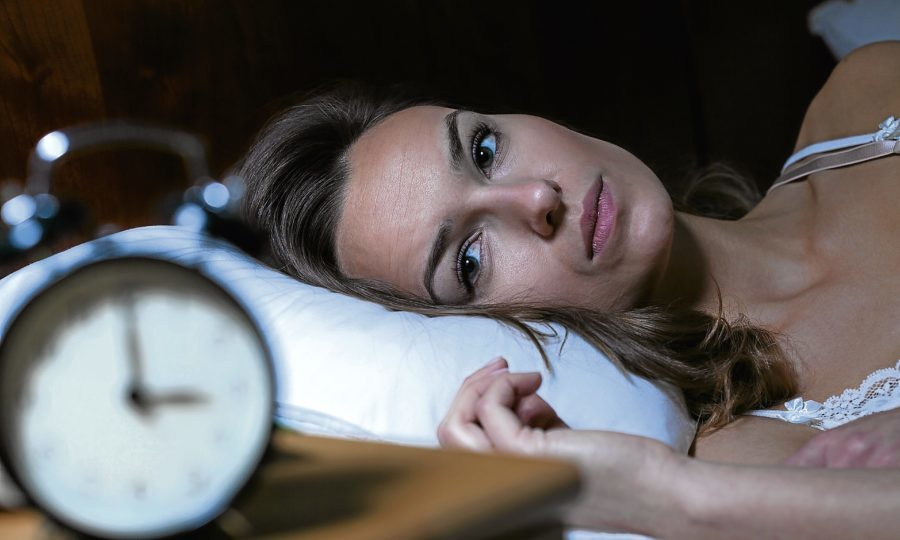 Many people suffer from insomnia (Getty Images)