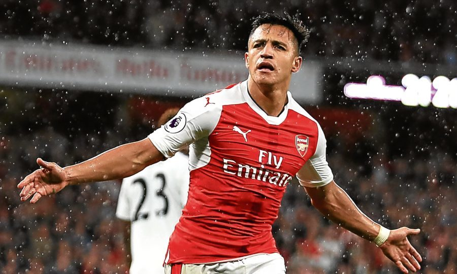 Arsenal's Arsene Wenger not 'super optimistic' on Alexis Sanchez stay