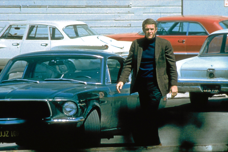 Mustang Bullitt 1963