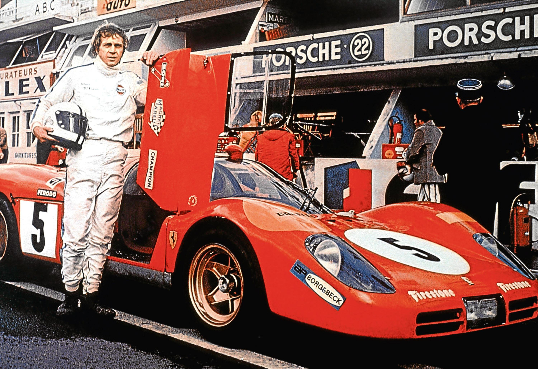 McQueen in Le Mans, 1971  (Allstar/SOLAR PRODUCTIONS)