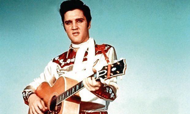 Elvis Presley (Allstar/Cinetext/PARAMOUNT)
