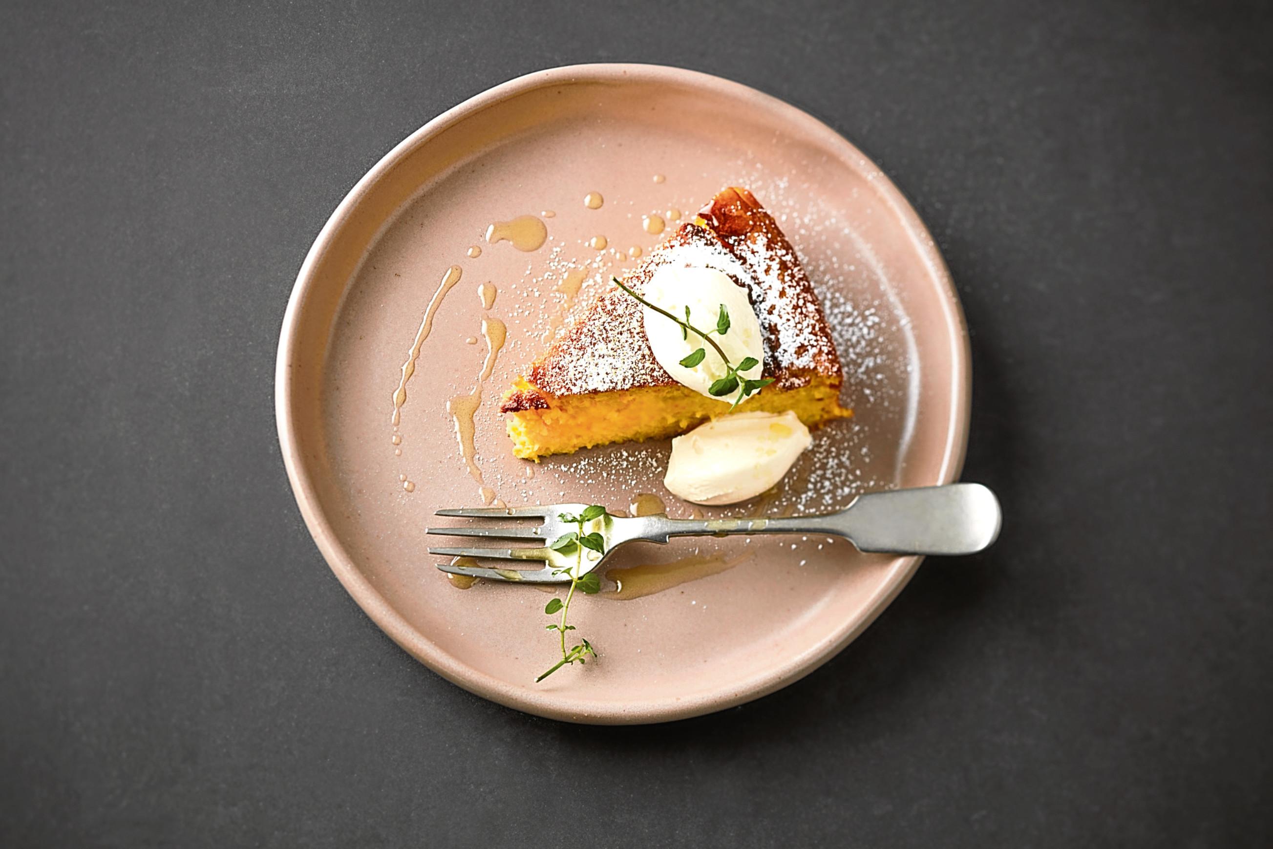 Orange Olive Cake