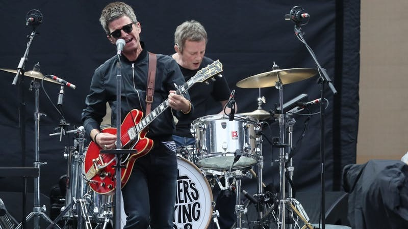 Noel Gallagher's High Flying Birds will perform at the event (PA)
