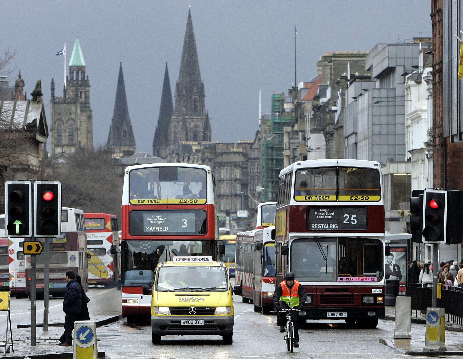 Transport minister Humza Yousaf has issued a call for views on proposals aimed at making the concessionary travel scheme affordable in future. (Andrew Milligan/PA)