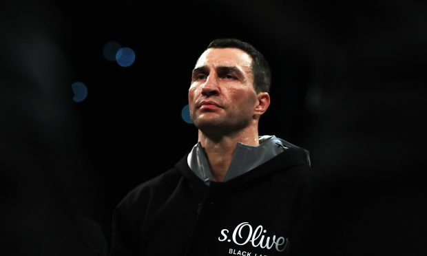 Wladimir Klitschko has announced his retirement from boxing (Nick Potts/PA Wire)