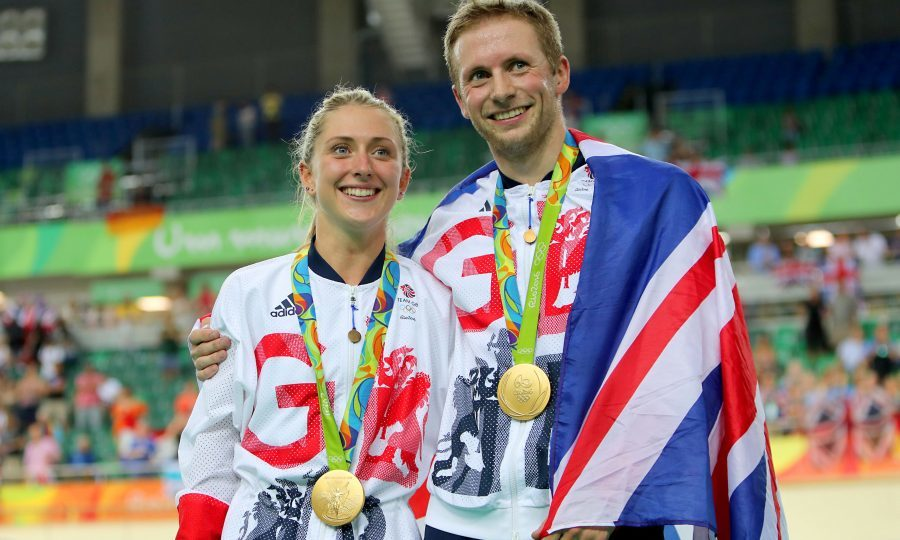 Olympics golden couple Laura and Jason Kenny have baby boy