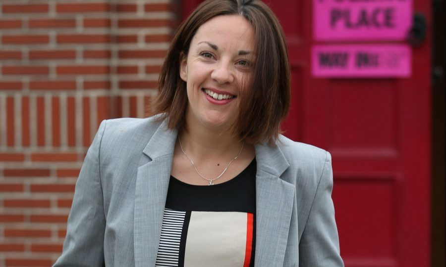 Kezia Dugdale quits as Scottish Labour leader