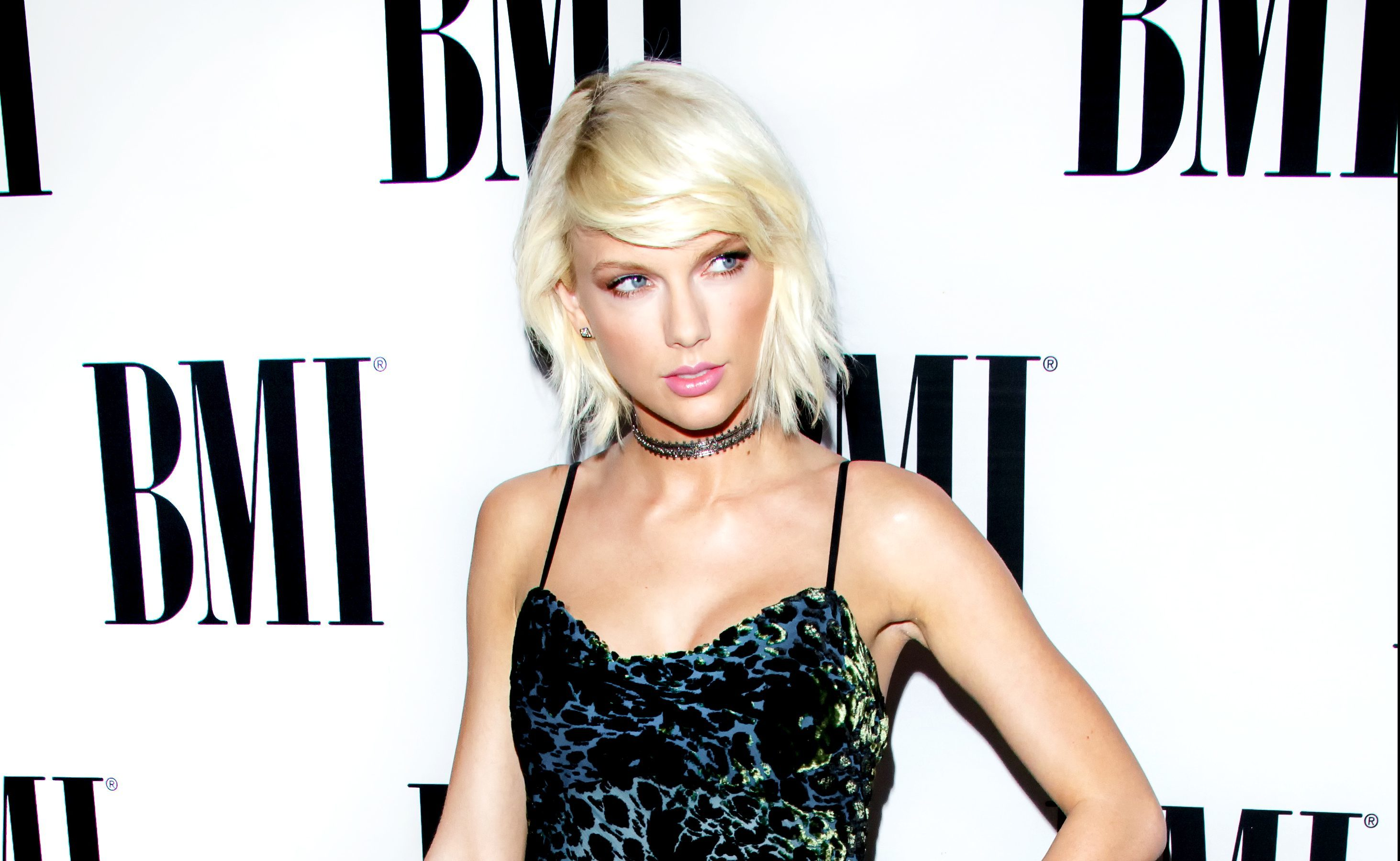 Singer-songwriter Taylor Swift attends the 64th Annual BMI Pop Awards (Mark Davis/Getty Images)