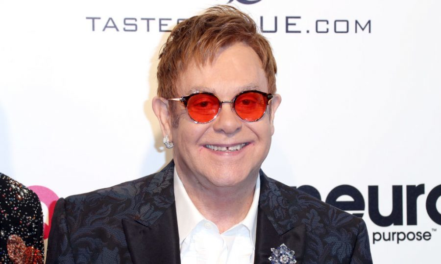 Elton John (Frederick M Brown/Getty Images)