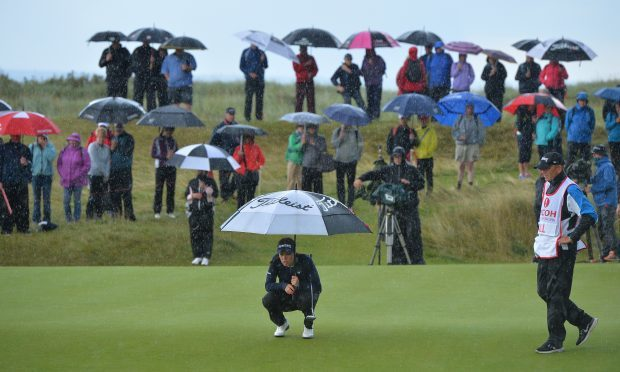 Scotland has had a rather damp summer (Mark Runnacles/Getty Images)