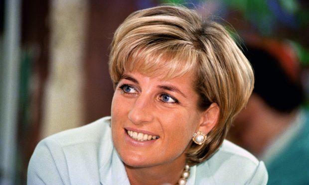 Diana, the Princess of Wales (John Stilwell/PA Photos)