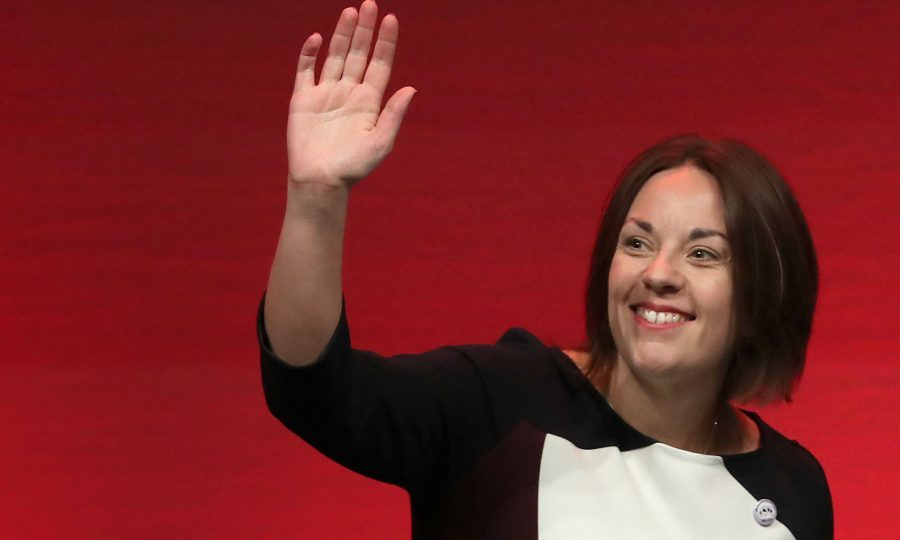 Former Scottish Labour leader Kezia Dugdale: A journalist outed me as gay