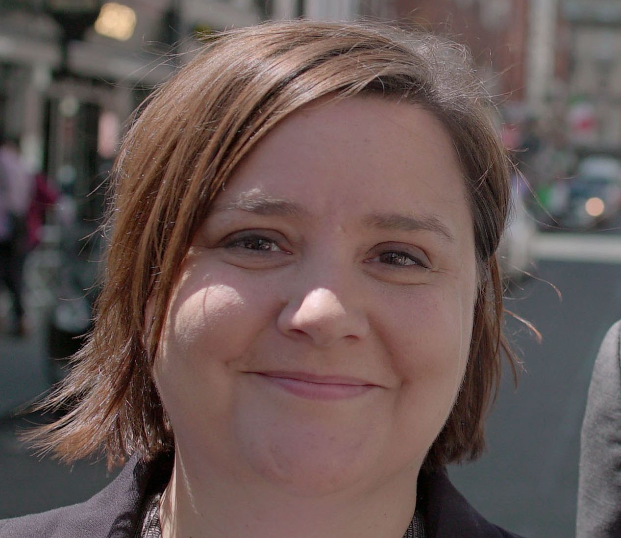 Susan Calman, who is the ninth celebrity to join the Strictly Come Dancing line-up. (Simon Weekes/BBC/PA Wire)