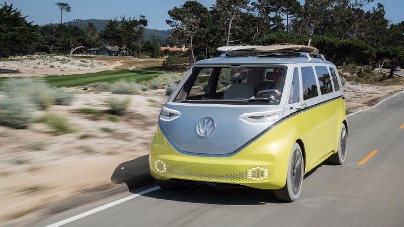 Volkswagen's new electric vehicle is set to arrive in 2022 (Volkswagen)