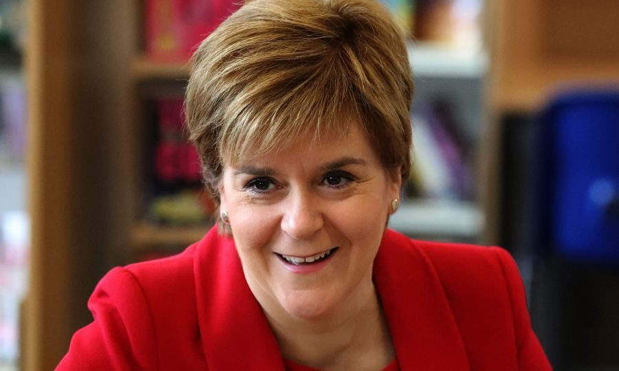 Nicola Sturgeon announces new Scottish film school