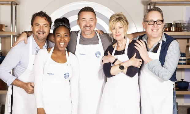 Celebrity MasterChef debut a ratings winner compared to last year (BBC/Endemol Shine Group)