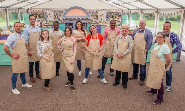 The new Great British Bake Off contestants (Mark Bourdillon/Channel 4/PA)