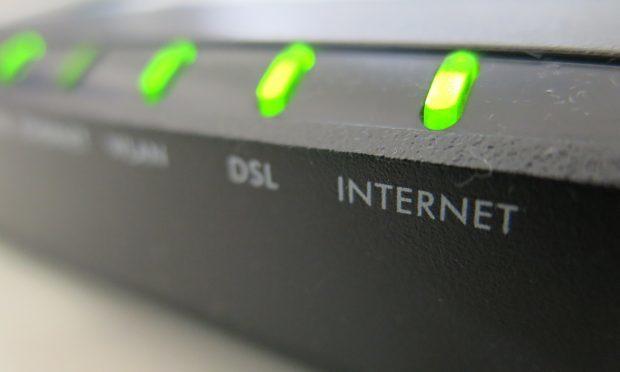 Internet modem (iStock)