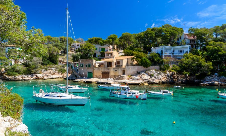 Beautiful coast and harbour of Cala Figuera - Spain, Mallorca (iStock)