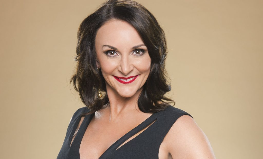 New Strictly judge Shirley Ballas (BBC / Ray Burmiston)