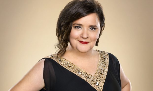 Strictly Come Dancing - Susan Calman (BBC, Ray Burmiston)
