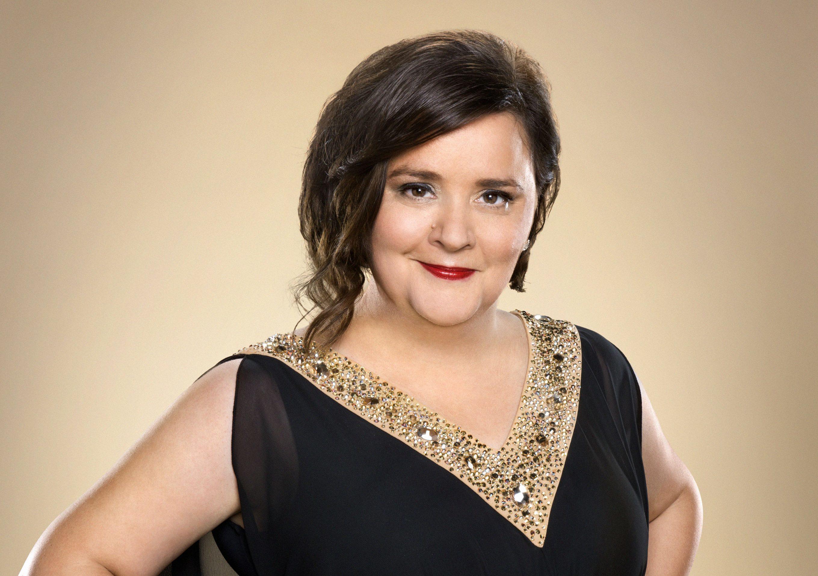 Strictly Come Dancing - Susan Calman (BBC, Ray Burmiston)
