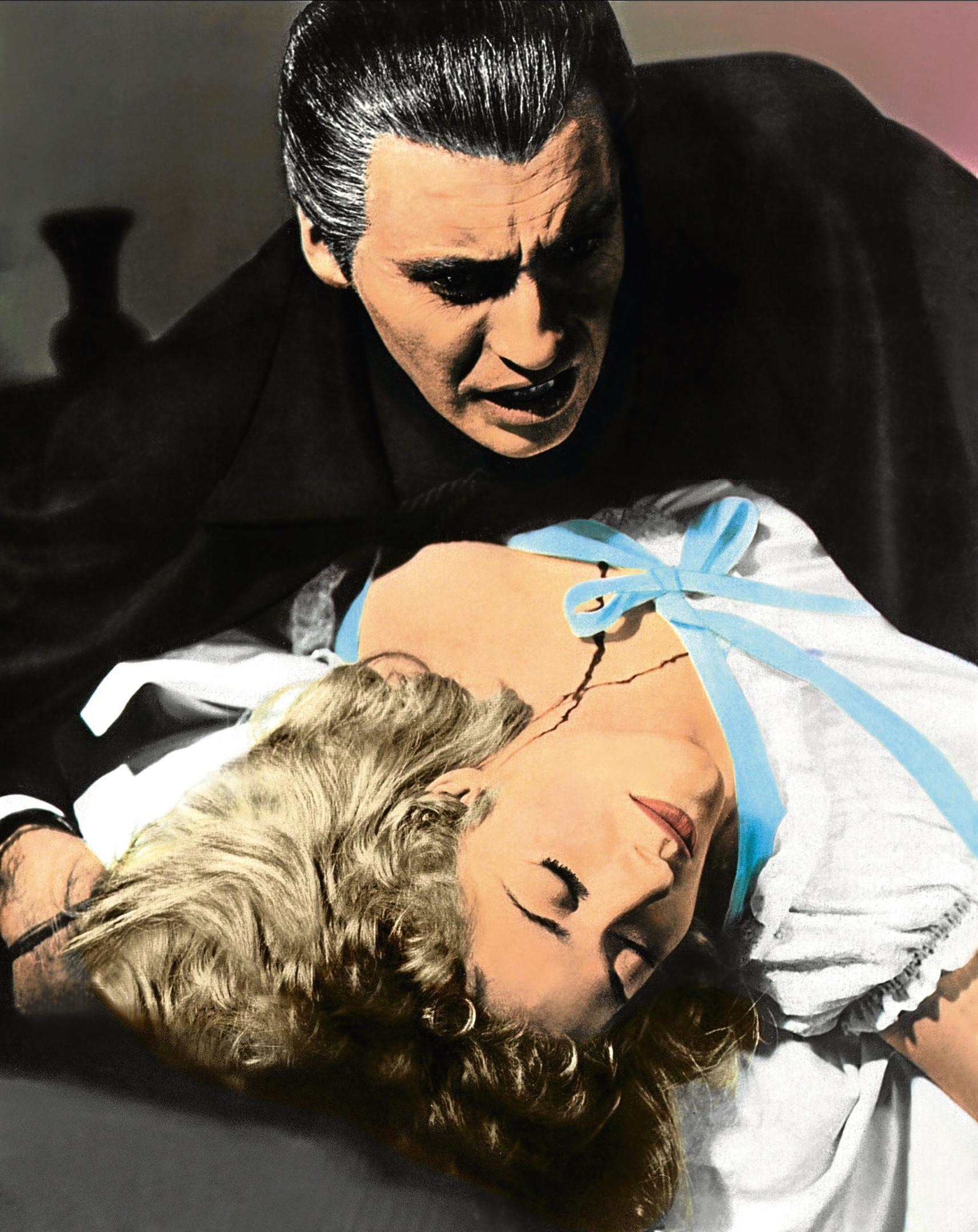 DRACULA; HORROR OF DRACULA', 1958 (Allstar/HAMMER FILM)