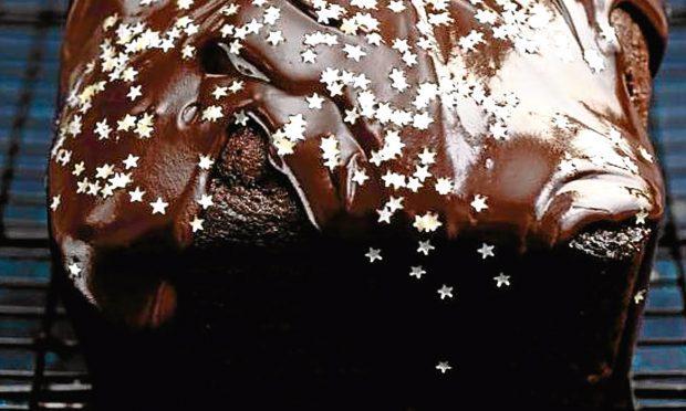 Chocolate Midnight Loaf Cake