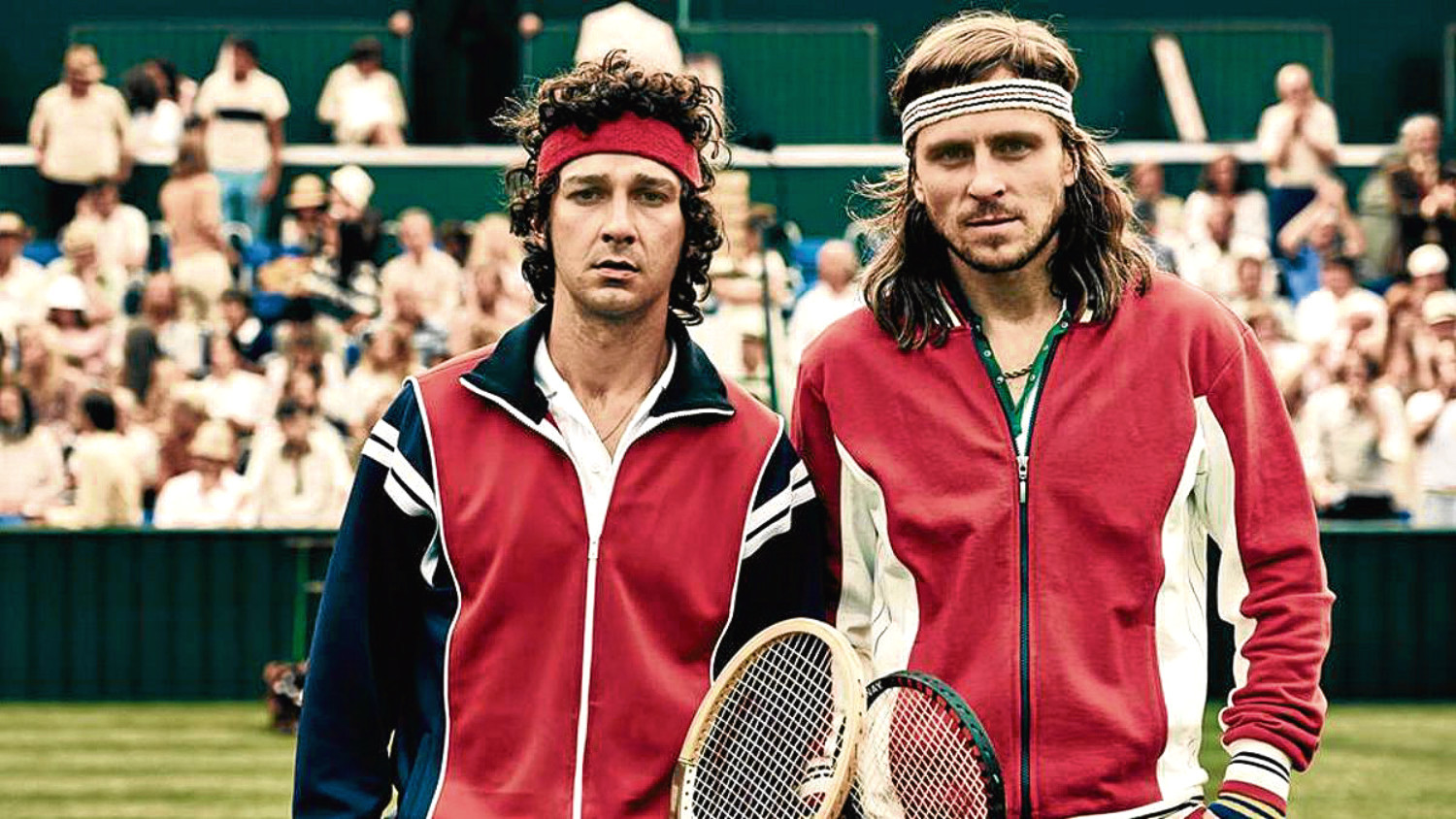 Shia LaBeouf as McEnroe