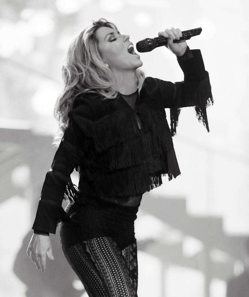 Singer Shania Twain performs on the Toyota Mane Stage during day 2 of 2017 Stagecoach California's Country Music Festival (Christopher Polk/Getty Images for Stagecoach)