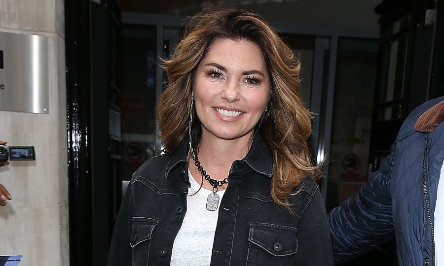 Come on over! Shania Twain to play Dublin and Belfast