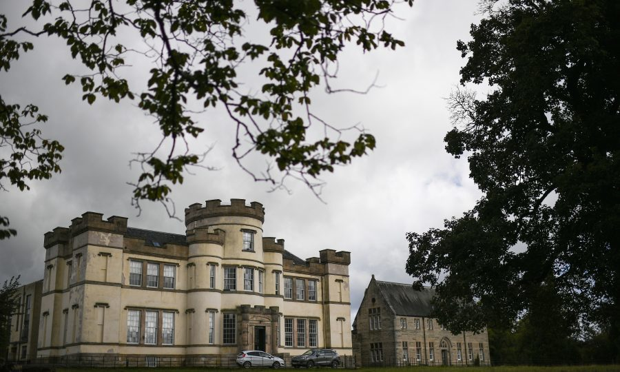 The former Smyllum Park Orphanage (Jeff J Mitchell/Getty Images)