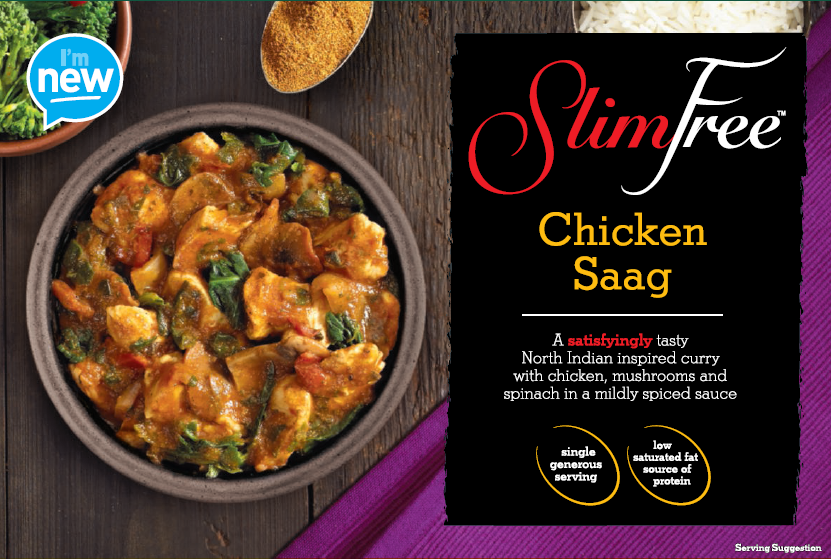 Aldi Launches New Slimming World Style Ready Meal Range