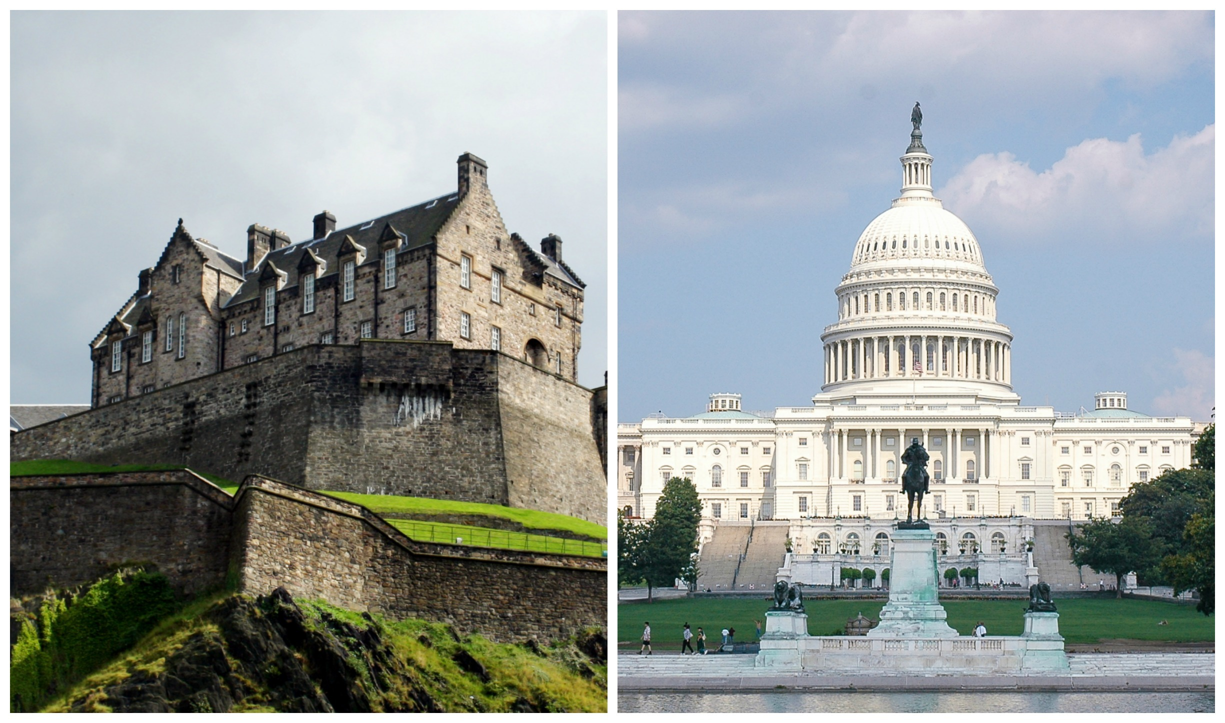 You'll be able to fly from Edinburgh direct to Washington DC from next summer (Getty Images)