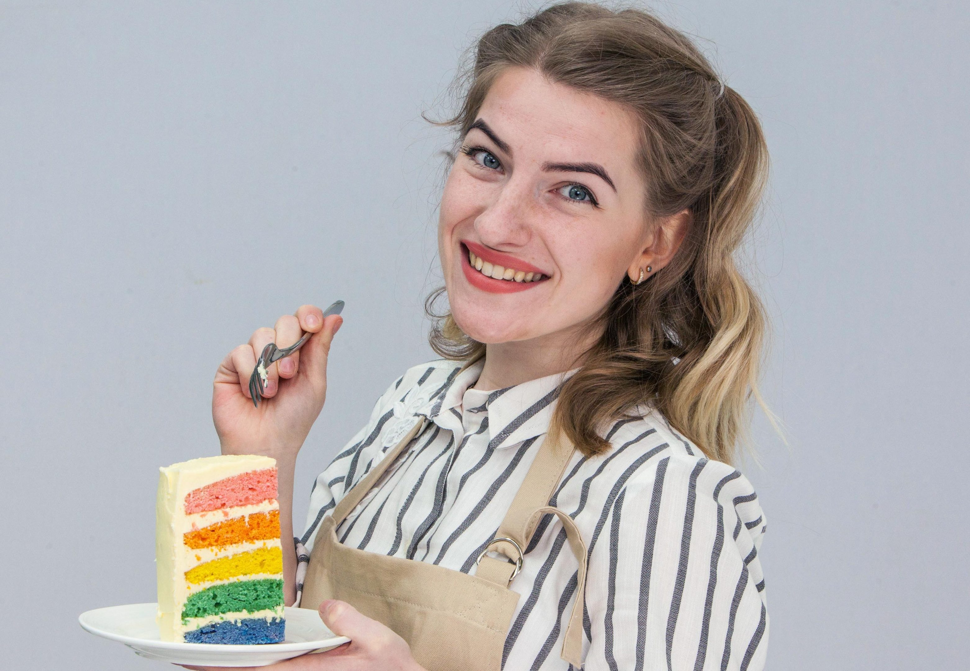 Great British Bake Off: Julia (Channel 4)